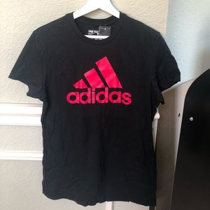 NWT Women's Adidas The Go-To Tee size L